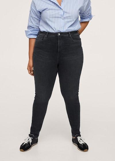 MANGO Jeans 'soho' in grau, Modelansicht