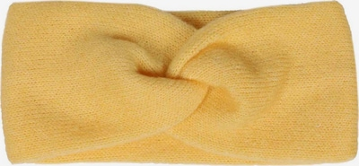 Zwillingsherz Bandeau en jaune, Vue avec produit