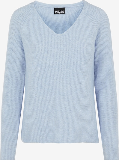 PIECES Pullover 'Ellen' in hellblau, Produktansicht