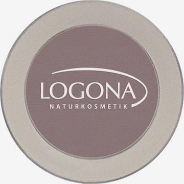 Logona Eyeshadow in Grey