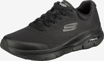 SKECHERS Sneakers in Black