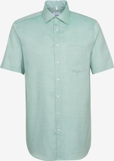 SEIDENSTICKER Hemd in pastellgrün, Produktansicht