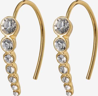 Pilgrim Boucles d'oreilles 'Legacy' en or / blanc, Vue avec produit