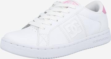 DC Shoes Sneaker low 'STRIKER' i hvit