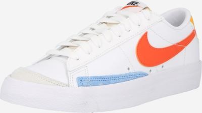 Nike Sportswear Låg sneaker i ljusblå / gul / ljusgrå / ljusorange / vit, Produktvy