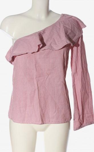 Rut & Circle Schlupf-Bluse in S in rot / weiß, Produktansicht