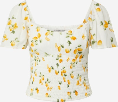 Abercrombie & Fitch Top in offwhite, Produktansicht
