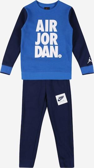 Jordan Komplekts tumši zils / ciāna zils / balts, Preces skats