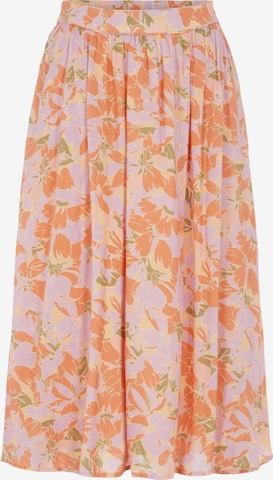 Y.A.S Tall Skirt 'JUNA' in Mixed colors