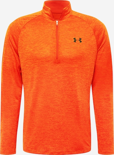 UNDER ARMOUR Tehnička sportska majica u tamno narančasta, Pregled proizvoda