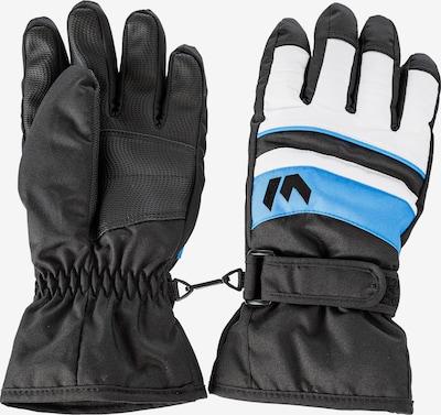 Whistler Athletic Gloves 'RHETT Ski Gloves' in Blue / Black, Item view