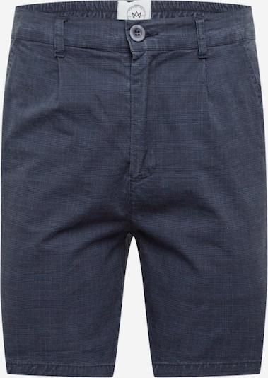 Kronstadt Shorts 'Hector' in navy / hellblau, Produktansicht