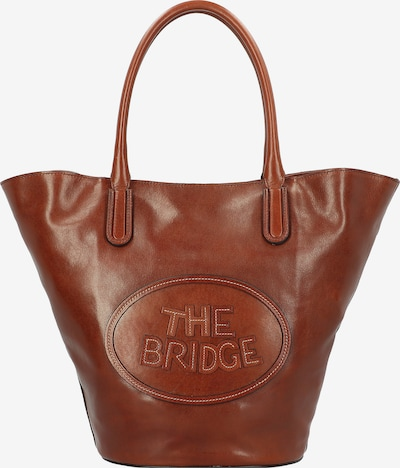 The Bridge Cabas 'Penelope ' en marron, Vue avec produit