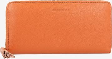 Coccinelle Geldbörse in Orange