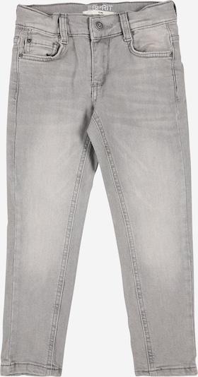 ESPRIT Jeans in grey denim, Produktansicht