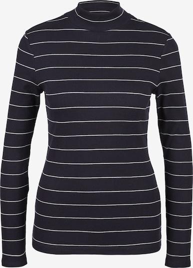 s.Oliver Shirt in dark blue / white, Item view