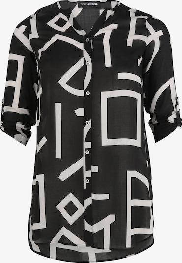 Doris Streich Bluse in schwarz / weiß, Produktansicht