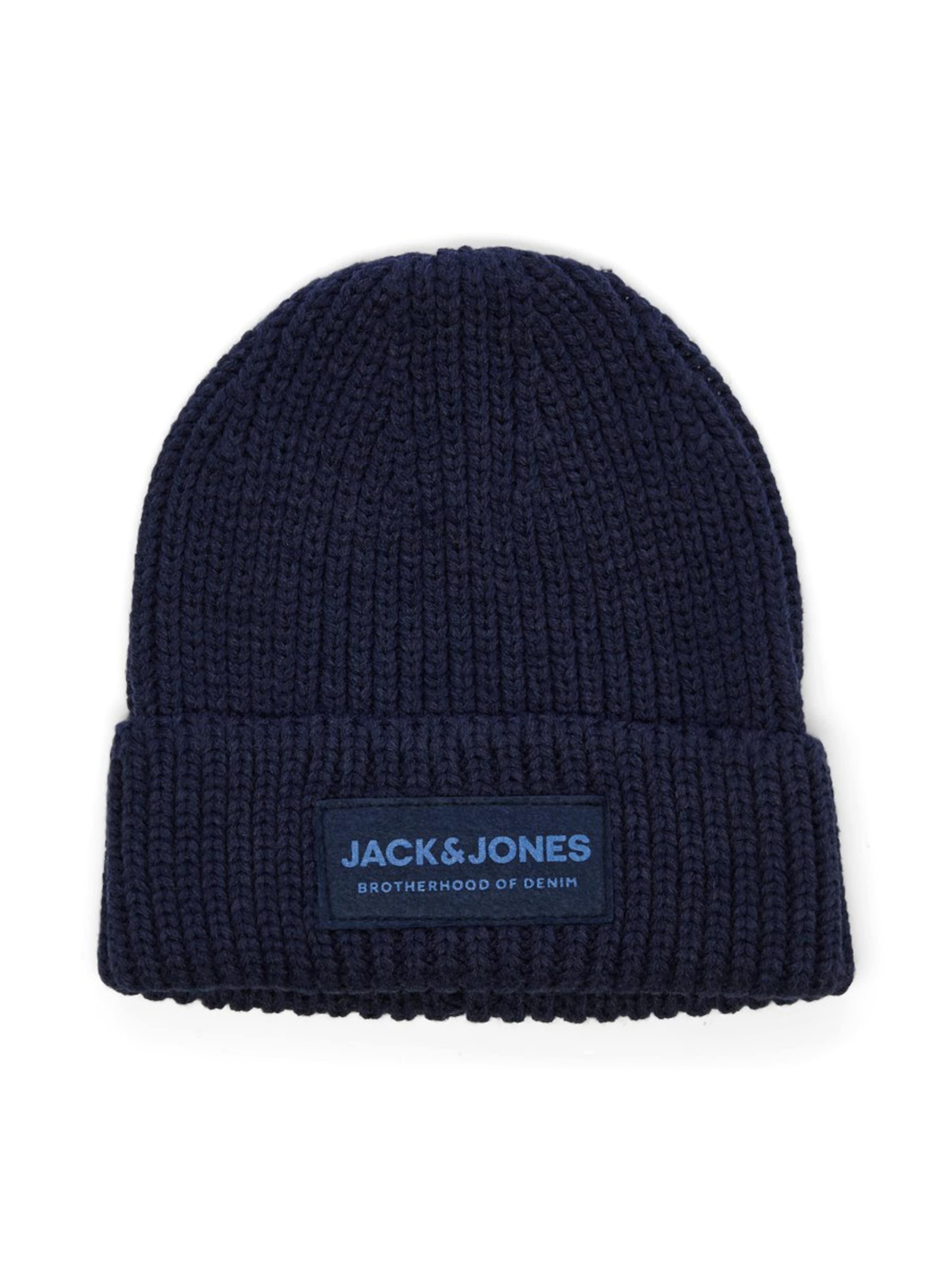 JACK & JONES Mössa i mörkblå