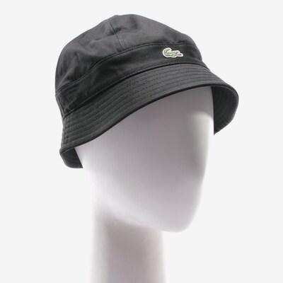 LACOSTE Hut in M in schwarz, Produktansicht