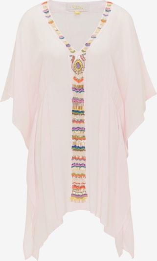 usha FESTIVAL Tunika w kolorze mieszane kolory / różowy pudrowym, Podgląd produktu