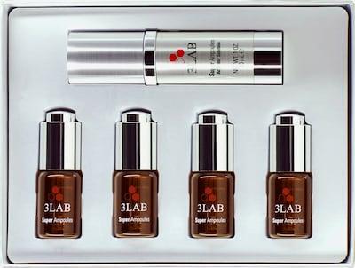 3LAB Gesichtspflege 'Super Ampoules' in transparent, Produktansicht