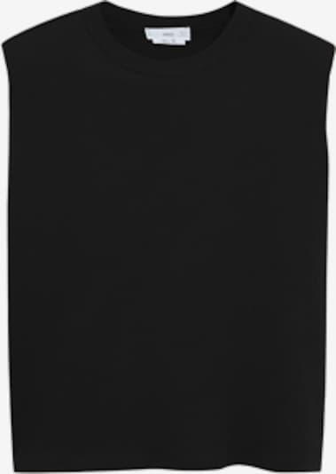 MANGO Top in schwarz, Produktansicht
