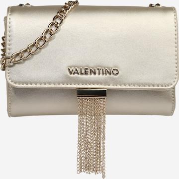 Valentino Bags Taška cez rameno 'PICCADILLY' - Žlatá