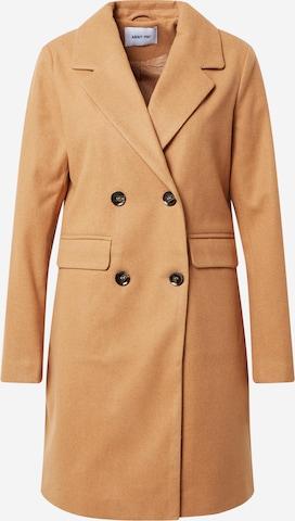 ABOUT YOU Ανοιξιάτικο και φθινοπωρινό παλτό 'Ella' σε καφέ