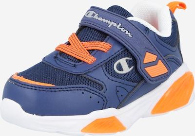 Sneaker Champion Authentic Athletic Apparel pe albastru închis / portocaliu, Vizualizare produs