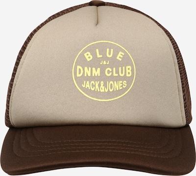 Pălărie 'ACARCHIE' Jack & Jones Junior pe maro / maro cappuccino / auriu, Vizualizare produs