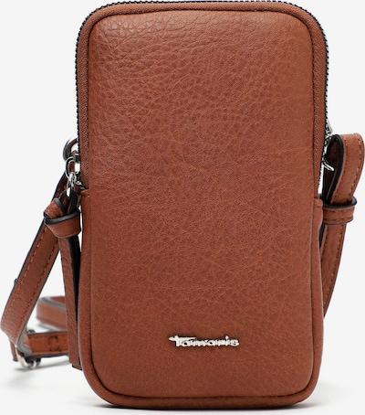 TAMARIS Protection pour smartphone 'Alessia' en cognac, Vue avec produit