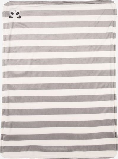 Carter's Babydecke in grau / weiß, Produktansicht