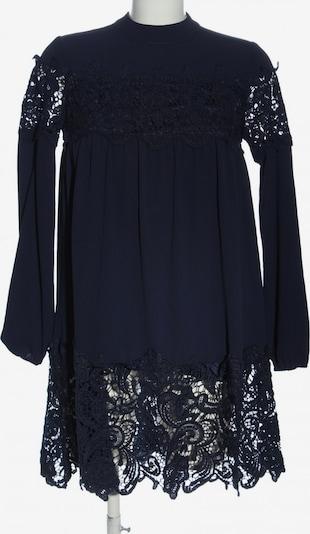 Fashion Union Langarmkleid in XS in blau, Produktansicht