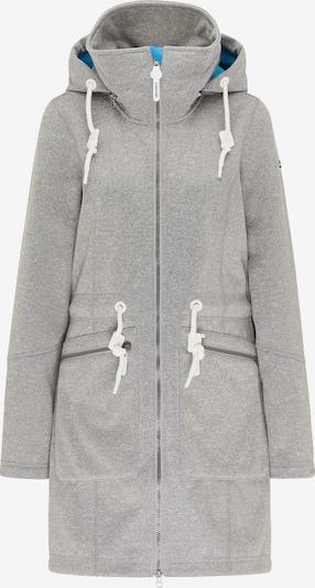 ICEBOUND Mantel in grau, Produktansicht