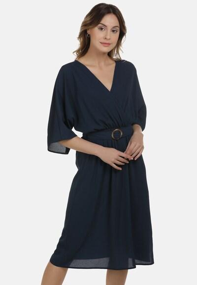 DreiMaster Maritim Kleid in marine, Modelansicht