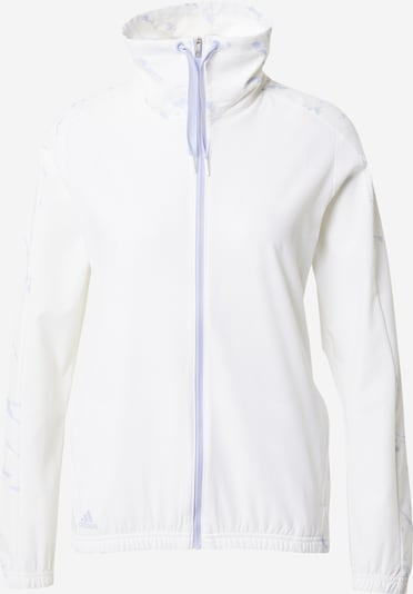 adidas Golf Athletic Jacket in Lilac / White, Item view