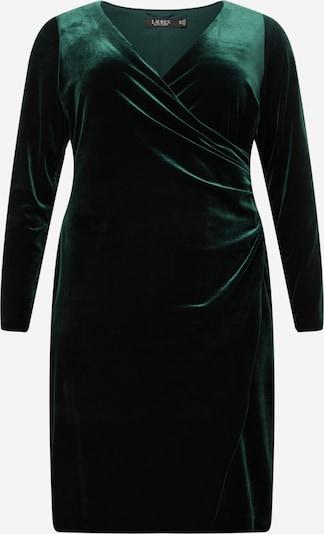 Lauren Ralph Lauren Kleid 'TORELANA' in dunkelgrün, Produktansicht