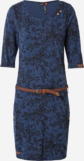 Ragwear Kleid 'Tanya' in blau / schwarz, Produktansicht