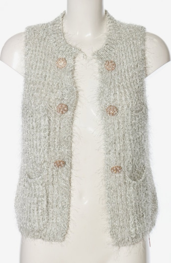 CHICWISH Vest in S in Light grey, Item view