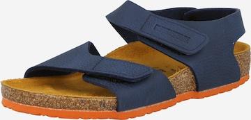 BIRKENSTOCK Sandaalid 'PALU', värv sinine