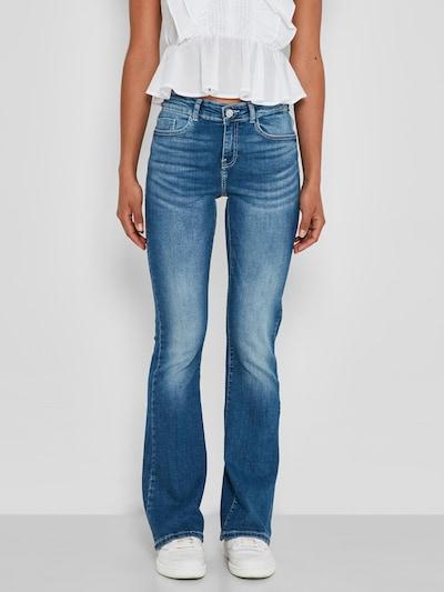 Noisy may Jeans 'MARLI' in blue denim: Frontalansicht
