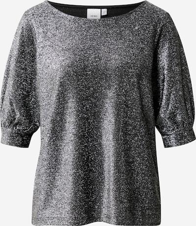 ICHI T-Shirt in silber, Produktansicht