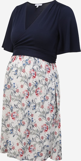 Envie de Fraise Robe 'CLAIRE' en bleu / bleu marine / vert pastel / rouge / blanc, Vue avec produit