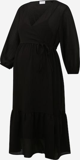 Rochie MAMALICIOUS pe negru, Vizualizare produs