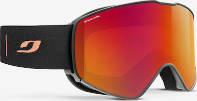 Julbo Skibrille 'Alpha' in rot / schwarz, Produktansicht