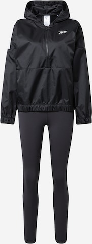Reebok Sport Облекло за трениране в черно