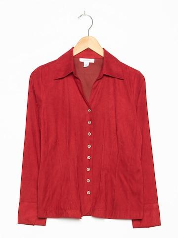 Dress Barn Hemd in L-XL in Rot