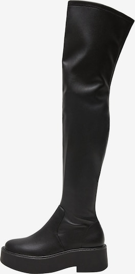 MANGO Stiefel in schwarz, Produktansicht
