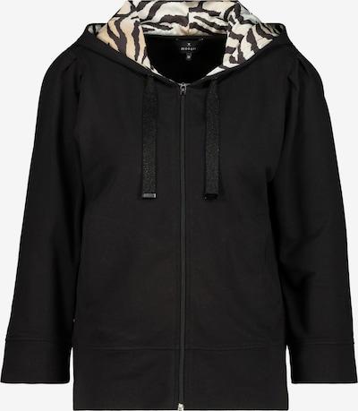 monari Tepláková bunda - béžová / púdrová / čierna, Produkt