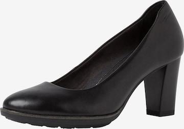 Escarpins TAMARIS en noir